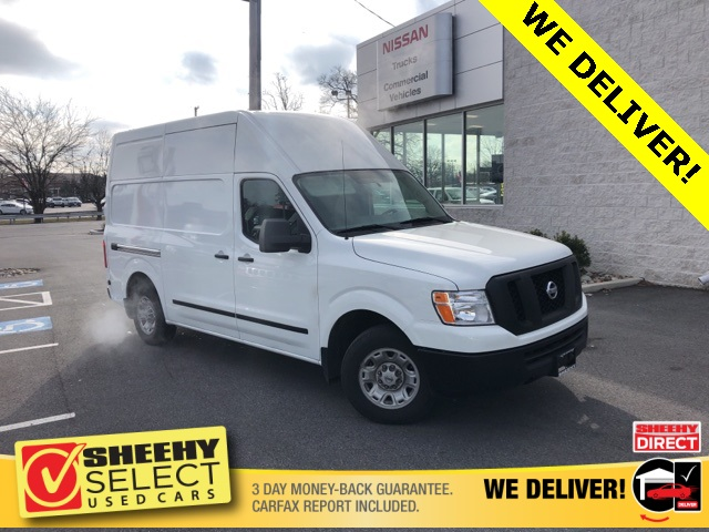 2018 NV HD High Roof 4x2, Empty Cargo Van #ER9023 - photo 1