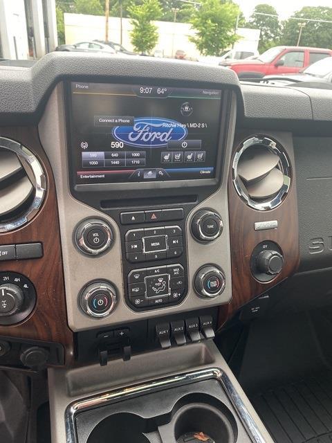 2015 Ford F-250 Crew Cab 4x4, Pickup #EZ9553 - photo 16