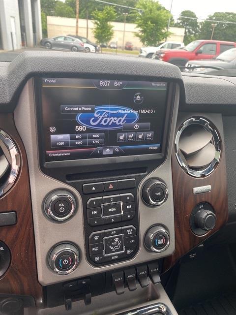 2015 Ford F-250 Crew Cab 4x4, Pickup #EZ9553 - photo 18