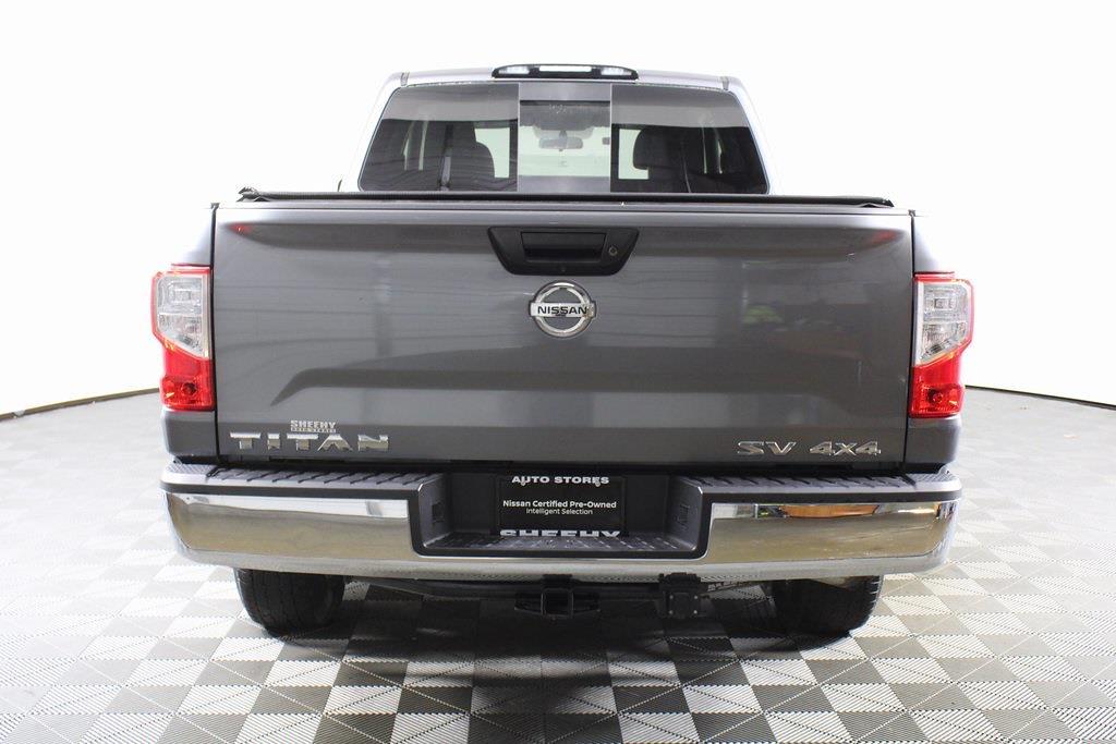 2018 Nissan Titan King Cab 4x4, Pickup #D219232A - photo 6