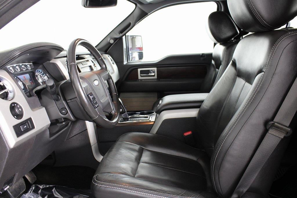 2012 Ford F-150 Super Cab 4x4, Pickup #D383197A - photo 14