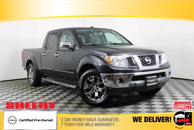 2016 Nissan Frontier Crew Cab 4x4, Pickup #D501449A - photo 1