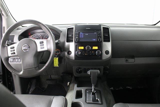 2016 Nissan Frontier Crew Cab 4x4, Pickup #D501449A - photo 12