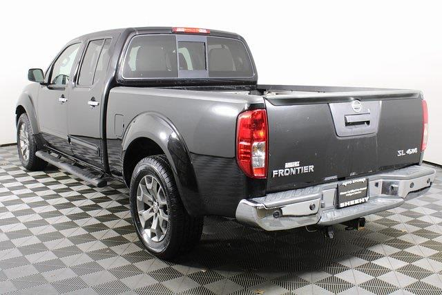 2016 Nissan Frontier Crew Cab 4x4, Pickup #D501449A - photo 4