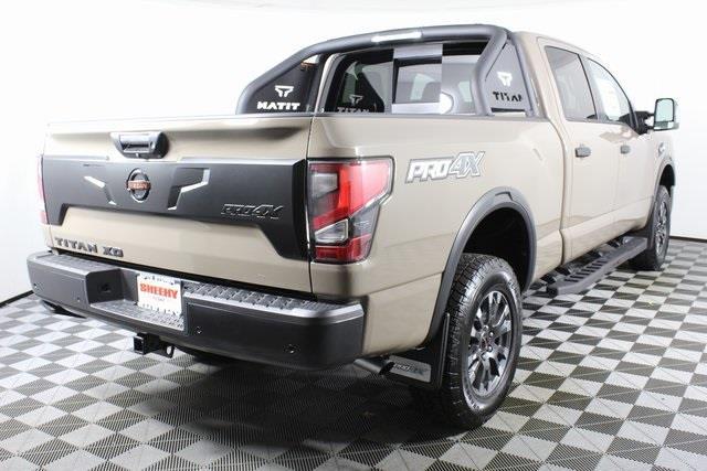 2021 Nissan Titan XD 4x4, Pickup #D502240 - photo 2