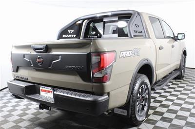 2021 Nissan Titan 4x4, Pickup #D504898 - photo 2
