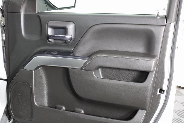 2017 Chevrolet Silverado 1500 Double Cab 4x4, Pickup #D505874A - photo 18