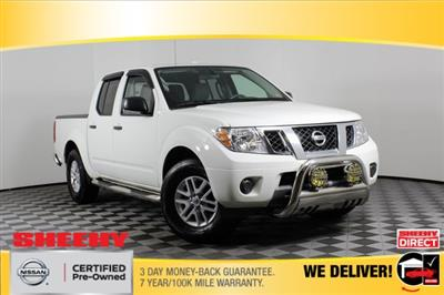 2018 Nissan Frontier Crew Cab 4x2, Pickup #D507321B - photo 1