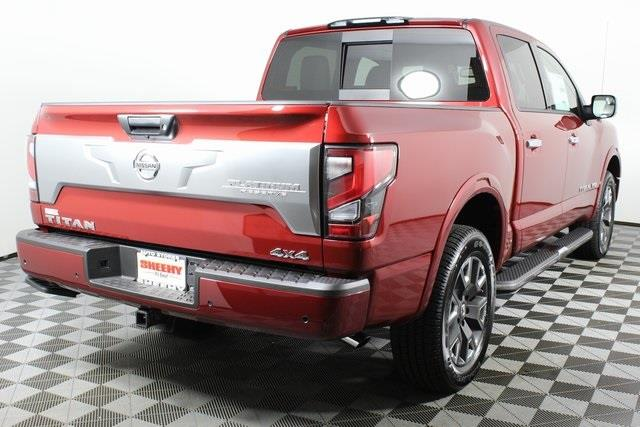 2020 Nissan Titan Crew Cab, Pickup #D511974 - photo 1