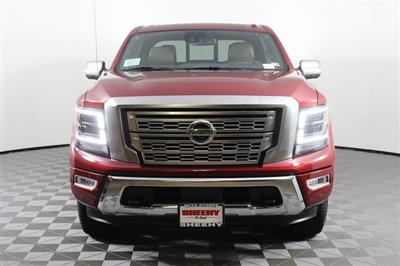 2020 Nissan Titan Crew Cab, Pickup #D511974 - photo 4