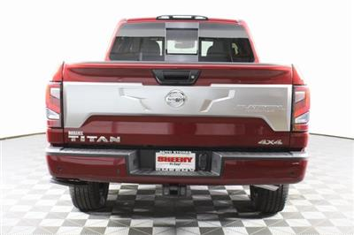 2020 Nissan Titan Crew Cab, Pickup #D511974 - photo 7