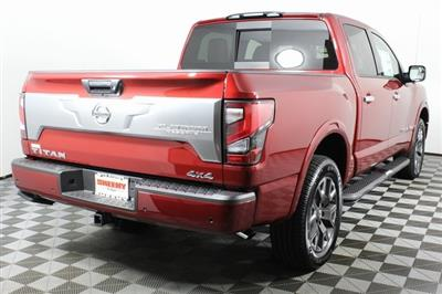 2020 Nissan Titan Crew Cab, Pickup #D511974 - photo 2