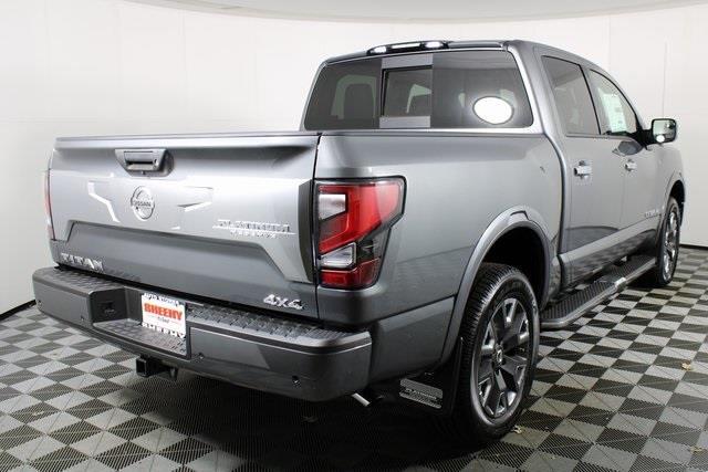 2021 Nissan Titan 4x4, Pickup #D514017 - photo 1