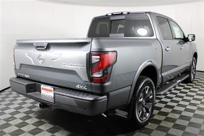 2021 Nissan Titan 4x4, Pickup #D514017 - photo 2