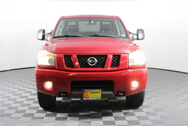 2011 Titan Crew Cab 4x4, Pickup #D514802A - photo 1