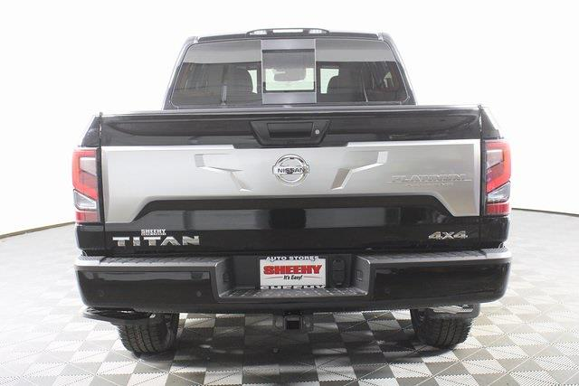 2021 Nissan Titan 4x4, Pickup #D516688 - photo 6