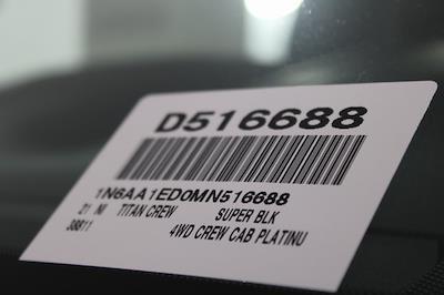 2021 Nissan Titan 4x4, Pickup #D516688 - photo 38