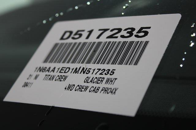 2021 Nissan Titan 4x4, Pickup #D517235 - photo 37