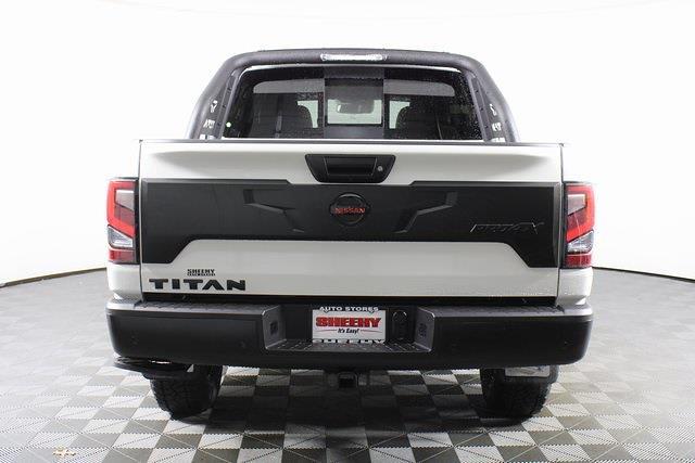 2021 Nissan Titan 4x4, Pickup #D517235 - photo 6
