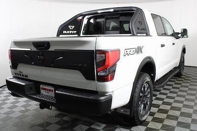 2021 Nissan Titan 4x4, Pickup #D517235 - photo 2