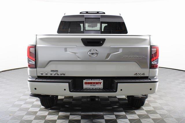2021 Nissan Titan 4x4, Pickup #D517257 - photo 6