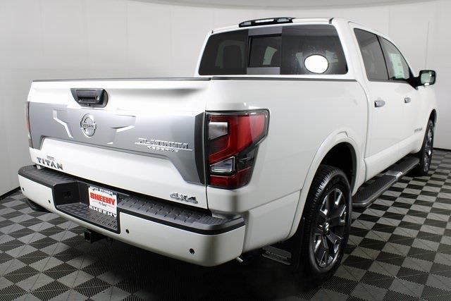 2021 Nissan Titan 4x4, Pickup #D517257 - photo 2