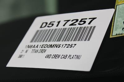 2021 Nissan Titan 4x4, Pickup #D517257 - photo 38