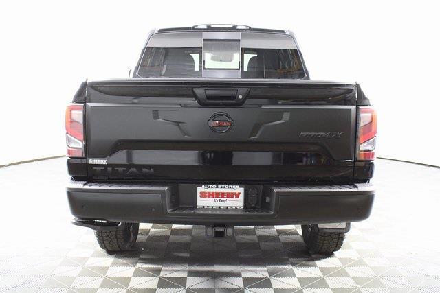 2021 Nissan Titan 4x4, Pickup #D520091 - photo 6