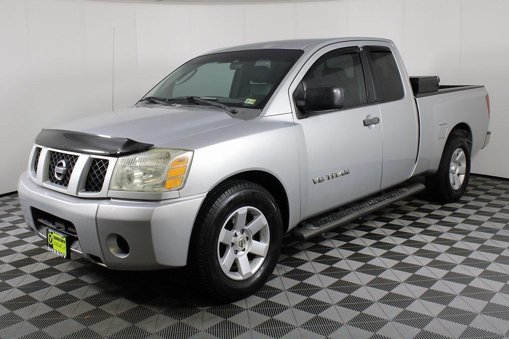 2006 Nissan Titan 4x2, Pickup #D520091A - photo 4