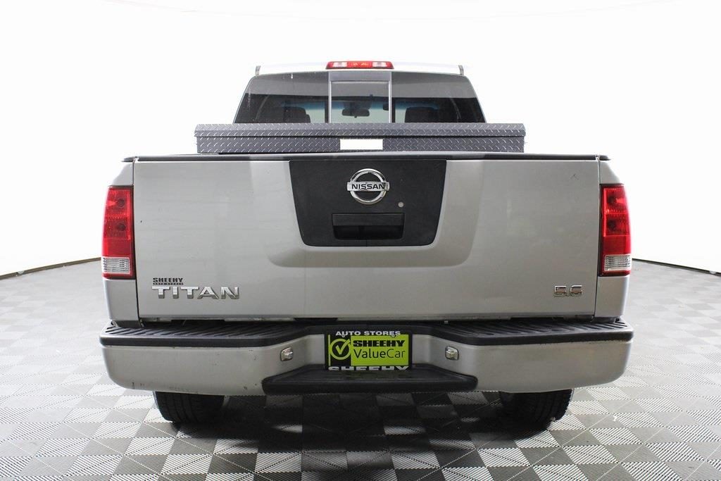 2006 Nissan Titan 4x2, Pickup #D520091A - photo 6