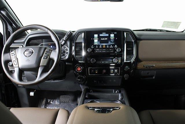 2021 Nissan Titan 4x4, Pickup #D520396 - photo 18