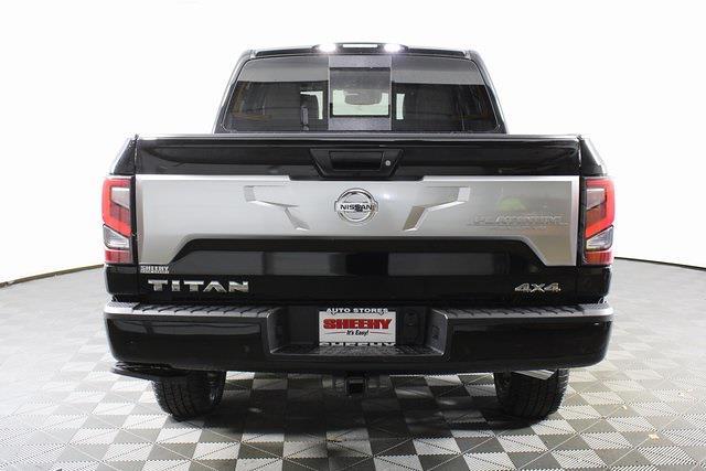 2021 Nissan Titan 4x4, Pickup #D520396 - photo 6
