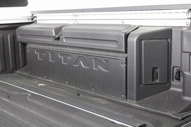 2021 Nissan Titan 4x4, Pickup #D521950 - photo 10