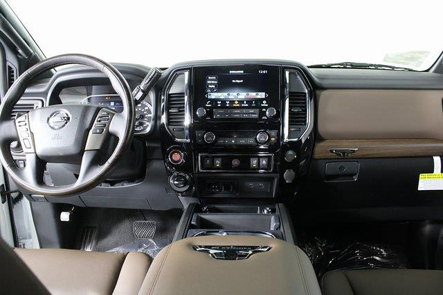 2021 Nissan Titan 4x4, Pickup #D521950 - photo 18
