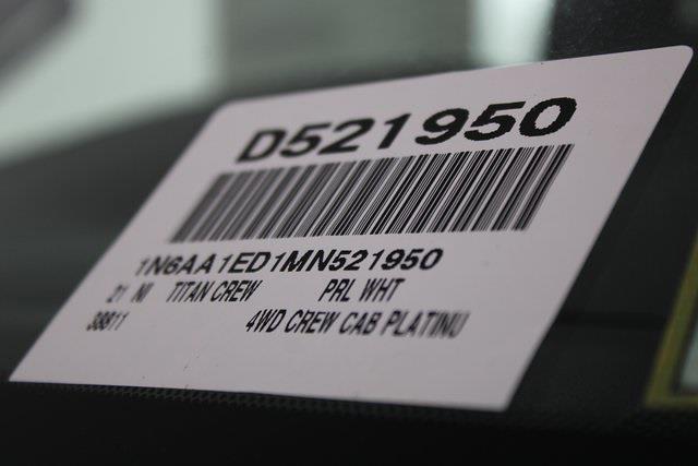 2021 Nissan Titan 4x4, Pickup #D521950 - photo 38