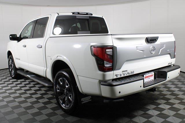 2021 Nissan Titan 4x4, Pickup #D521950 - photo 5