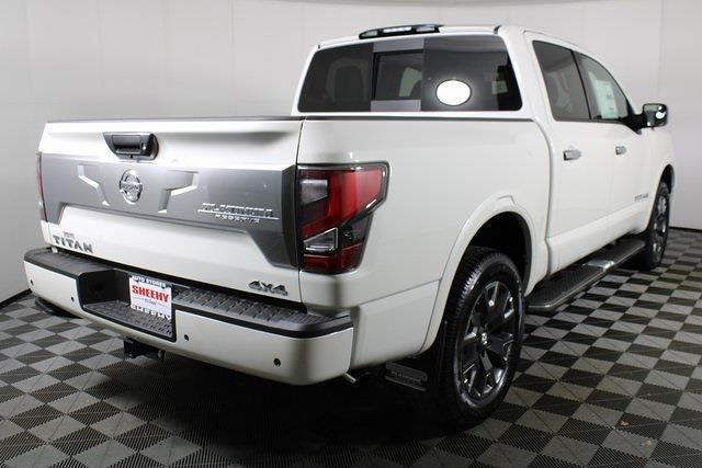 2021 Nissan Titan 4x4, Pickup #D521950 - photo 1