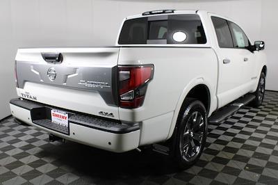 2021 Nissan Titan 4x4, Pickup #D521950 - photo 2