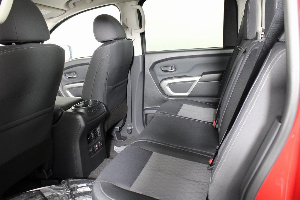 2021 Nissan Titan 4x4, Pickup #D525533 - photo 13