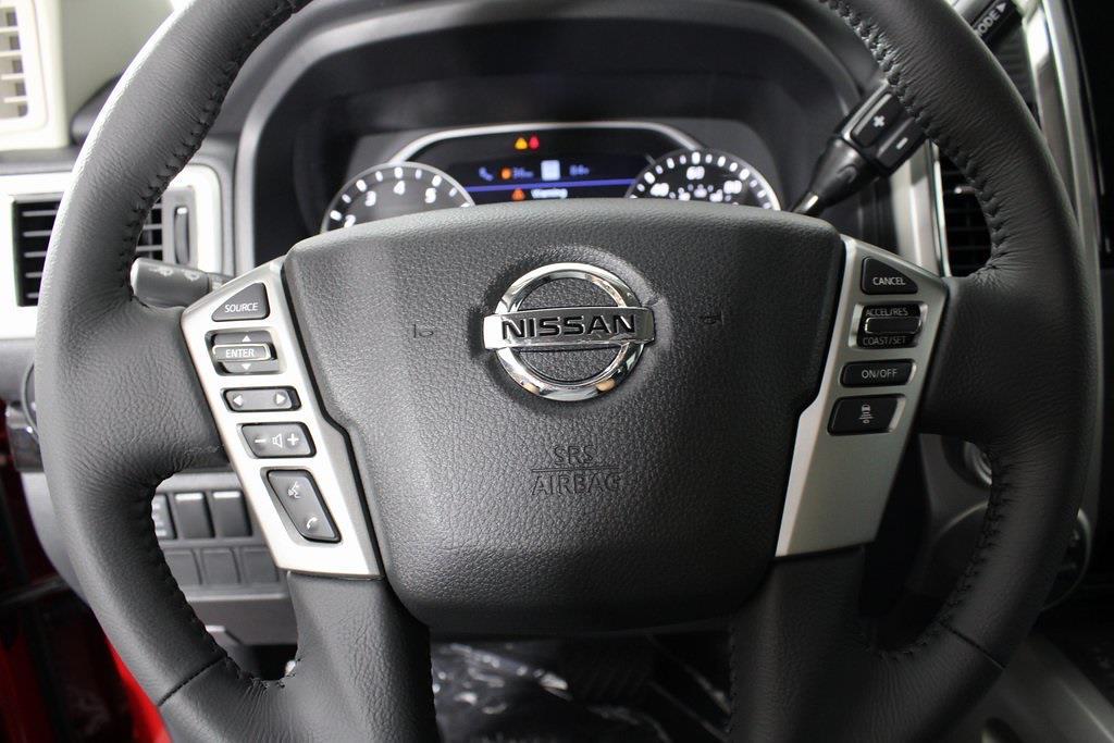 2021 Nissan Titan 4x4, Pickup #D525533 - photo 25