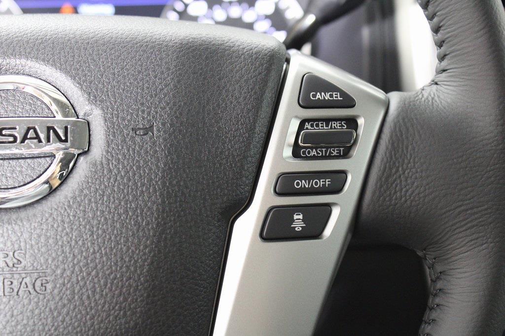 2021 Nissan Titan 4x4, Pickup #D525533 - photo 27