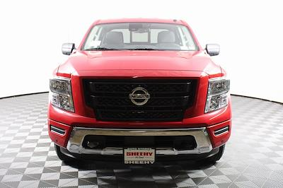 2021 Nissan Titan 4x4, Pickup #D525533 - photo 3