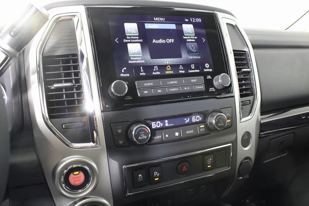 2021 Nissan Titan 4x4, Pickup #D525672 - photo 16