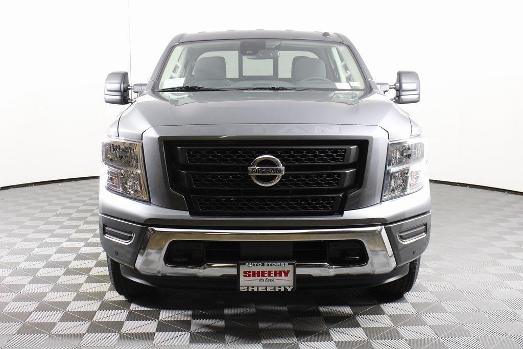 2021 Nissan Titan 4x4, Pickup #D525672 - photo 3