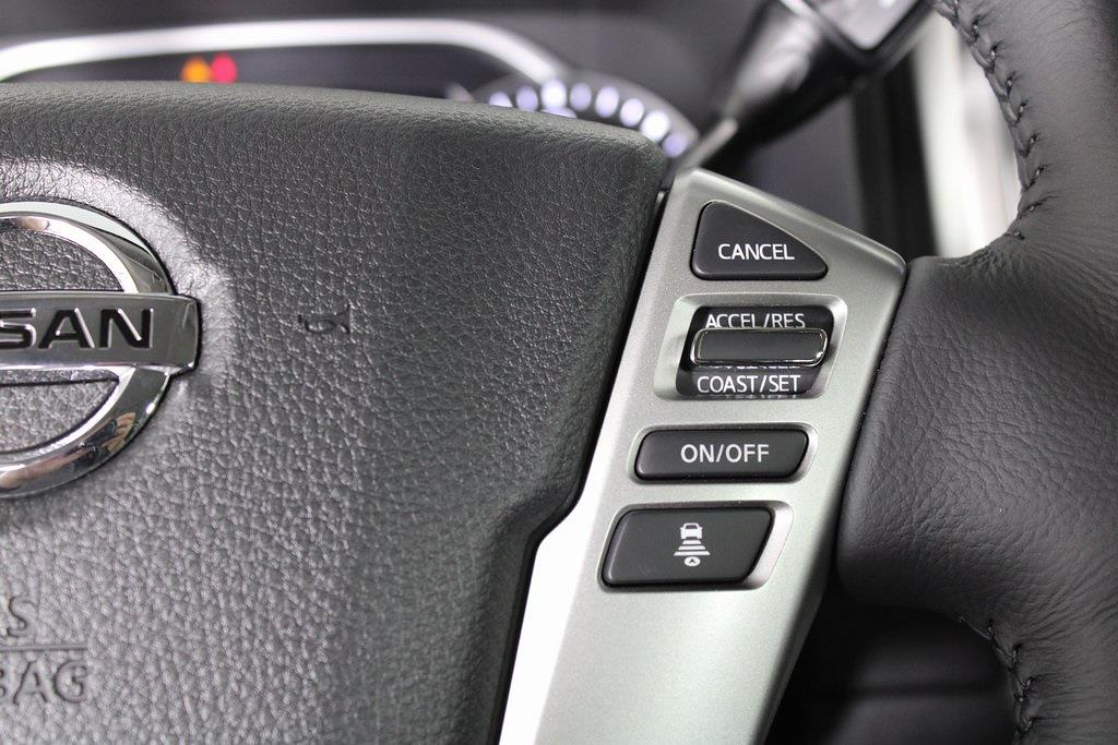2021 Nissan Titan 4x4, Pickup #D525672 - photo 27