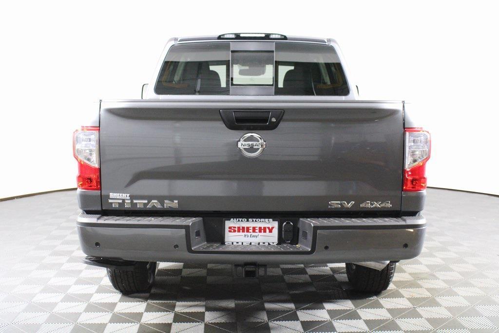 2021 Nissan Titan 4x4, Pickup #D525672 - photo 6