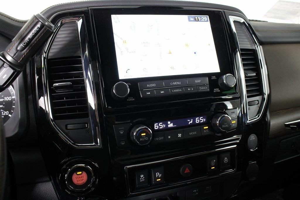 2021 Nissan Titan 4x4, Pickup #D525883 - photo 20