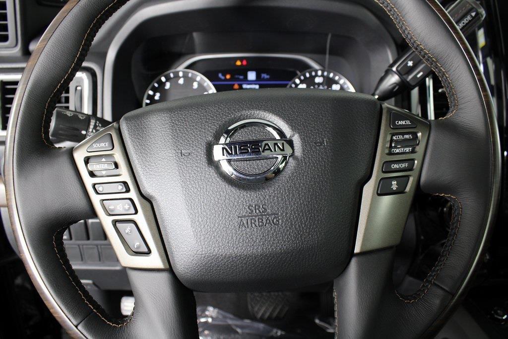 2021 Nissan Titan 4x4, Pickup #D525883 - photo 27