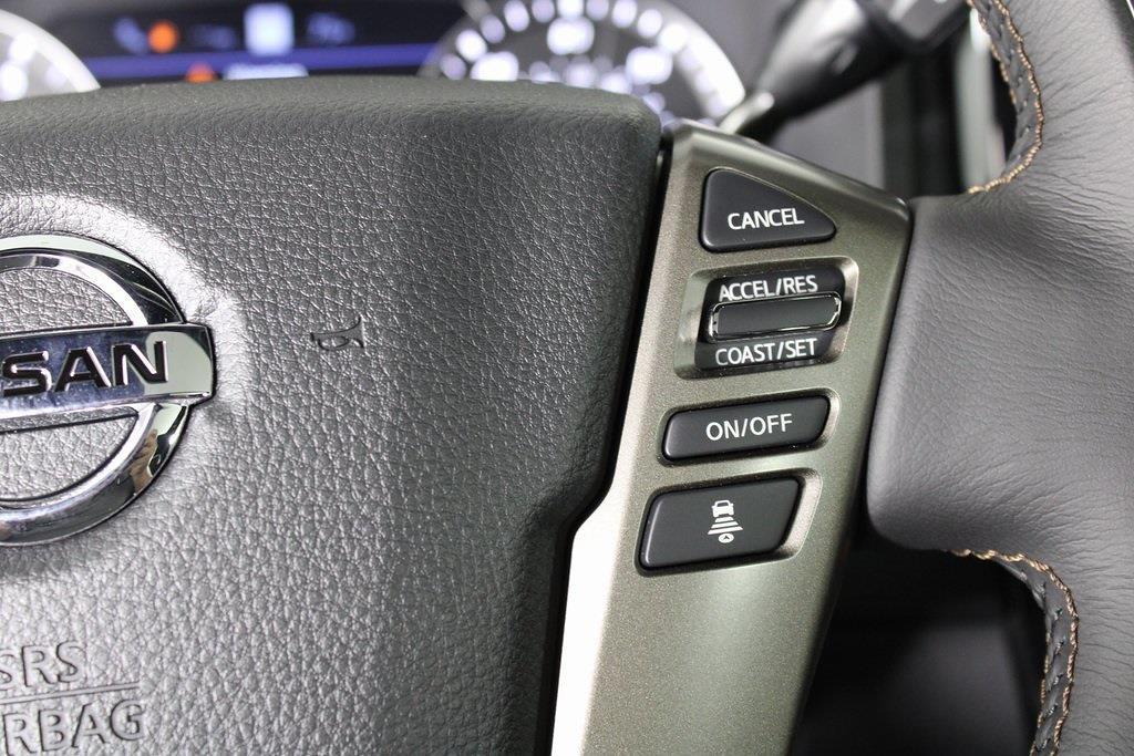 2021 Nissan Titan 4x4, Pickup #D525883 - photo 29