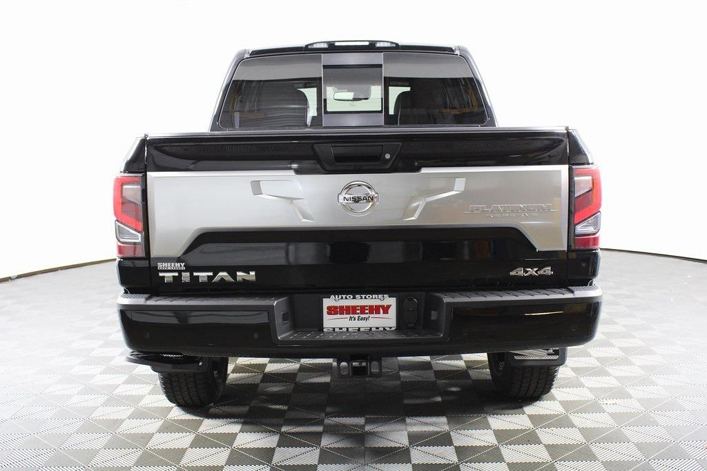 2021 Nissan Titan 4x4, Pickup #D525883 - photo 6